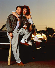 This is an image of 254347 Kevin Costner & Susan Sarandon Photograph & Poster