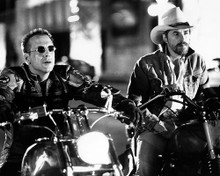 This is an image of 196465 Harley Davidson and the Marlboro Man Photograph & Poster