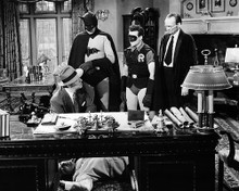 This is an image of 196118 Batman and Robin Photograph & Poster