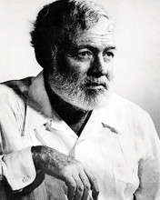 This is an image of 197937 Ernest Hemingway Photograph & Poster