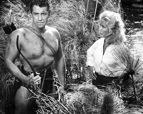This is an image of 199422 Tarzan's Greatest Adventure Photograph & Poster