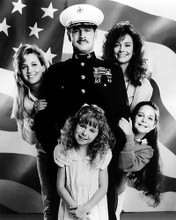This is an image of 199781 Major Dad Photograph & Poster