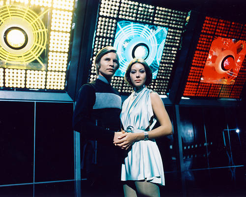 This is an image of 265571 Logan's Run Photograph & Poster
