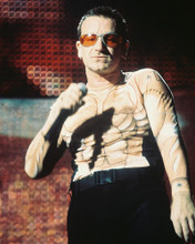 This is an image of 232308 Bono Photograph & Poster