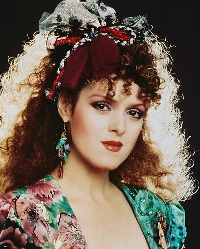 This is an image of 231962 Bernadette Peters Photograph & Poster