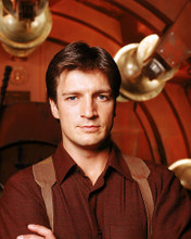 This is an image of Photograph & Poster of Nathan Fillion 280815