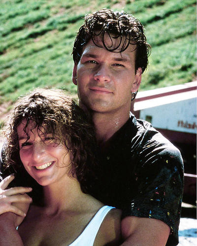 This is an image of 280921 Dirty Dancing Photograph & Poster