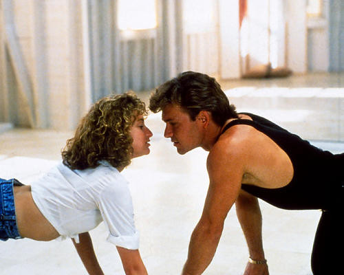 This is an image of 280923 Dirty Dancing Photograph & Poster