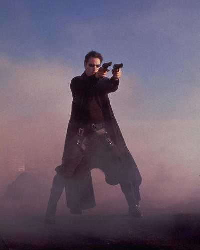 This is an image of 280925 Keanu Reeves Photograph & Poster
