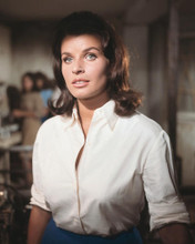 This is an image of 280803 Senta Berger Photograph & Poster