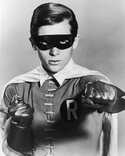 This is an image of 190189 Burt Ward Photograph & Poster