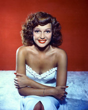 This is an image of 280946 Rita Hayworth Photograph & Poster