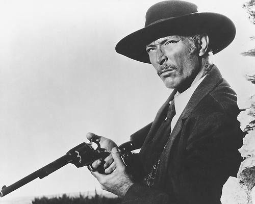 This is an image of 190484 Lee Van Cleef Photograph & Poster