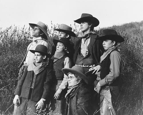 This is an image of 190538 The Cowboys Photograph & Poster