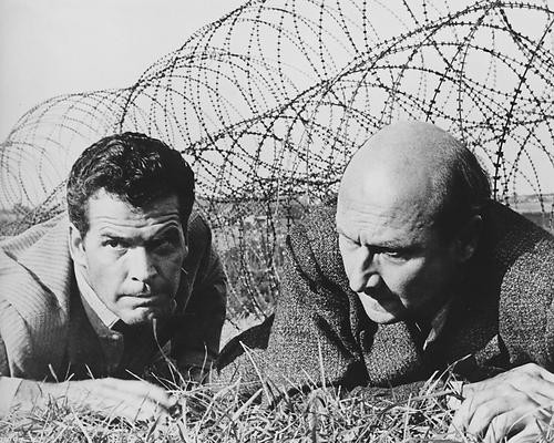 This is an image of 190604 The Great Escape Photograph & Poster