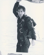 This is an image of 190629 Timothy Dalton Photograph & Poster