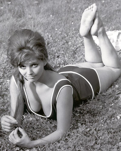 This is an image of 190672 Claudia Cardinale Photograph & Poster