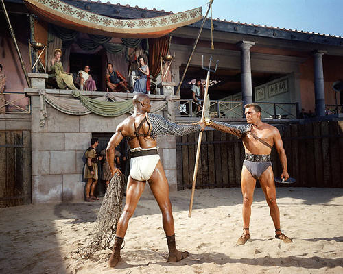 This is an image of 281007 Spartacus Photograph & Poster