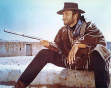This is an image of 281067 Clint Eastwood Photograph & Poster