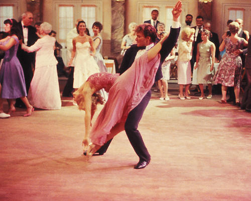 This is an image of 281083 Dirty Dancing Photograph & Poster