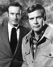 This is an image of 190800 Six Million Dollar Man Photograph & Poster