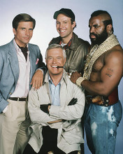 This is an image of 281172 The A-Team Photograph & Poster