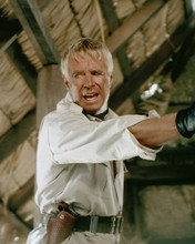 This is an image of 281188 George Peppard Photograph & Poster
