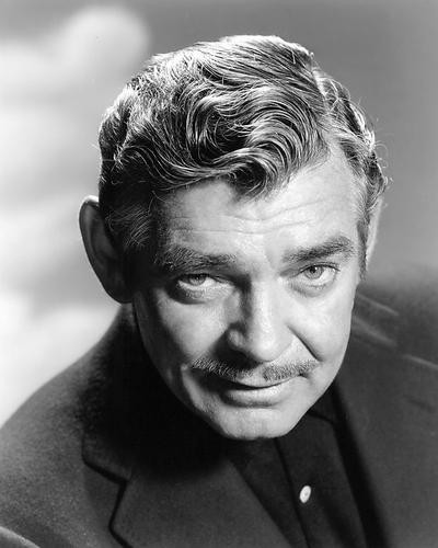 This is an image of 191009 Clark Gable Photograph & Poster