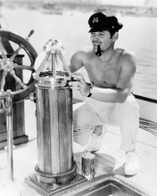This is an image of 191188 Errol Flynn Photograph & Poster