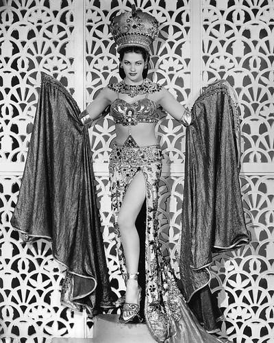 This is an image of 192502 Yvonne De Carlo Photograph & Poster
