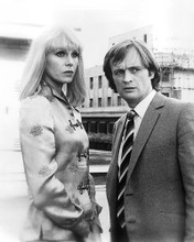 This is an image of 191263 Sapphire and Steel Photograph & Poster
