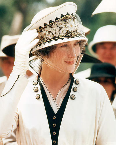 This is an image of 281277 Meryl Streep Photograph & Poster