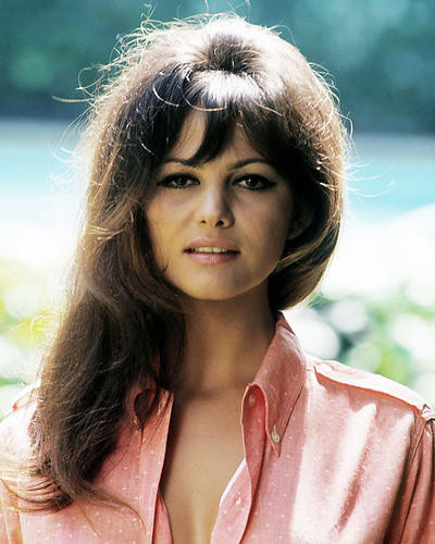 This is an image of 281345 Claudia Cardinale Photograph & Poster