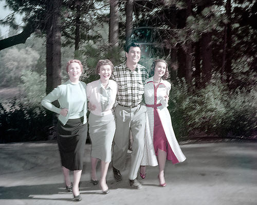 This is an image of 281417 Rock Hudson Photograph & Poster