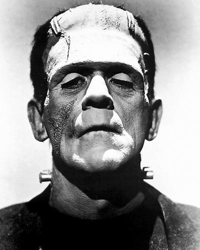 This is an image of 191337 Boris Karloff Photograph & Poster