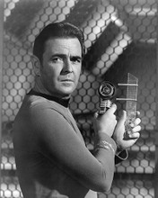 This is an image of 191365 James Doohan Photograph & Poster