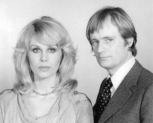 This is an image of 191370 Sapphire and Steel Photograph & Poster