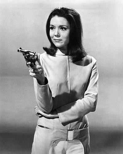 This is an image of 191528 Diana Rigg Photograph & Poster