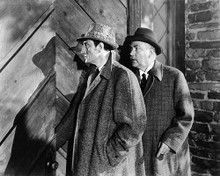This is an image of 191582 The Adventures of Sherlock Holmes Photograph & Poster