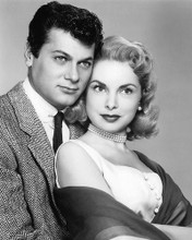 This is an image of 191704 Tony Curtis and Janet Leigh Photograph & Poster
