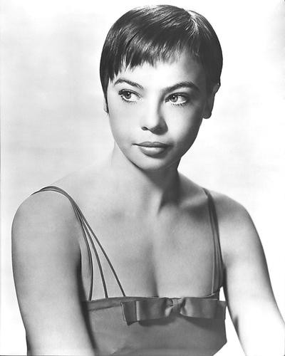 This is an image of 191805 Leslie Caron Photograph & Poster