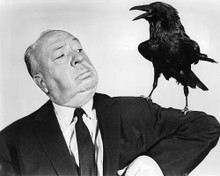 This is an image of 191882 Alfred Hitchcock Photograph & Poster