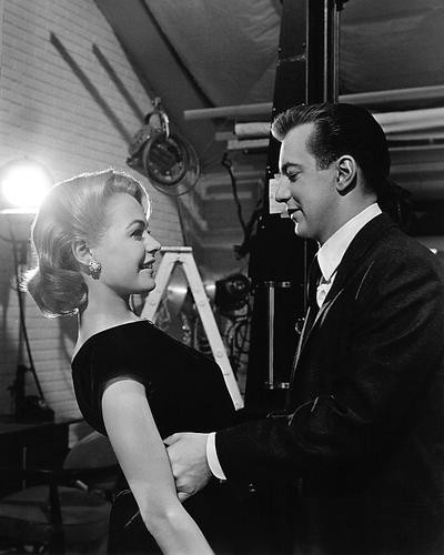 This is an image of 191916 Bobby Darin and Sandra Dee Photograph & Poster