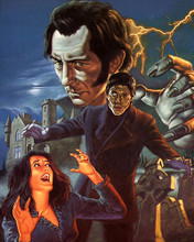 This is an image of 281812 Curse of Frankenstein Photograph & Poster