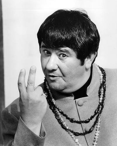 This is an image of 192004 Buddy Hackett Photograph & Poster