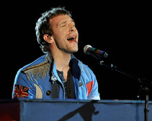 This is an image of 281734 Chris Martin Photograph & Poster