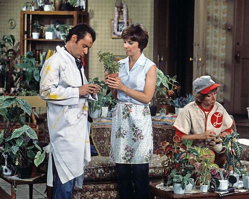 This is an image of 281870 Laverne and Shirley Photograph & Poster