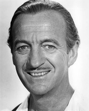 This is an image of 192299 David Niven Photograph & Poster