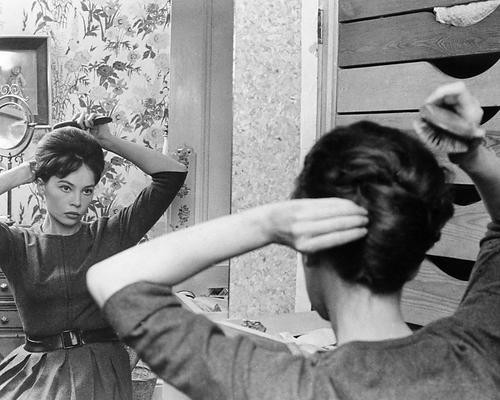 This is an image of 192313 Leslie Caron Photograph & Poster