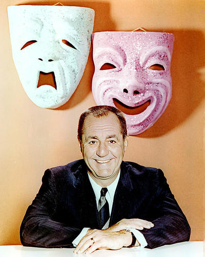This is an image of 281966 Jim Backus Photograph & Poster